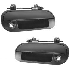 95-98 Honda Odyssey Front Door Outside PTM Door Handle Pair