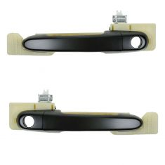 06-11 Hyundai Accent Front Outer PTM Door Handle PAIR