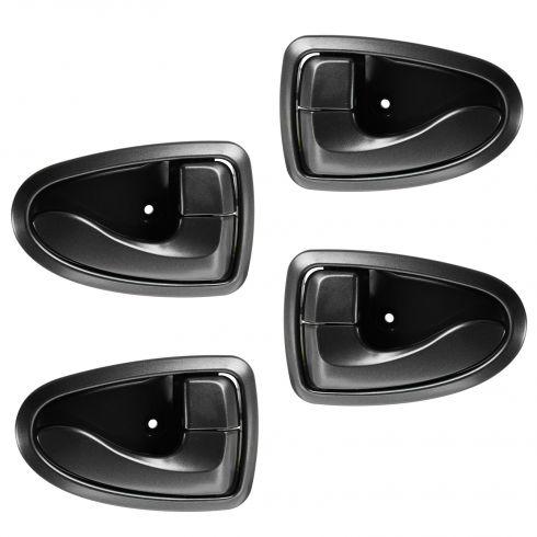 2004 Hyundai Accent Interior Door Handles 2004 Hyundai Accent Interior Door Handle Replacement: hyundai accent exterior door handle