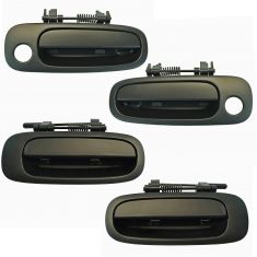 04-06 Scion xB Front & Rear Exterior PTM Door Handle Set of 4