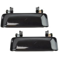98-04 Ford Explorer Outside Metal Upgrade Door Handle PAIR