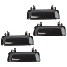 98-04 Ford Explorer Outside Metal Upgrade Door Handle Kit (Set of 4)