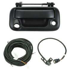 08-15 Ford Pickup; 08 Mark LT Paint To Match Rear View Back Up Camera Upgrade Kit (Add-on Style)