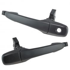 05-14 Ford Mustang Exterior PTM Door Handle Pair