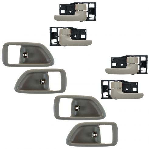 How To Install Replace Inside Door Handle Toyota Sequoia 01 04 1AAuto.com