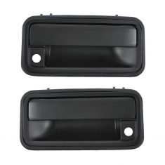 88-94 Chevy PU Truck Ext Front Door Handle Pair (Dorman)