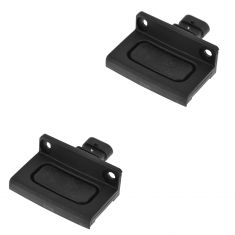 04-09 Cadillac XLR; 05-13 Chevy Corvette Updated Exterior Door Latch Release Switch PAIR (GM)