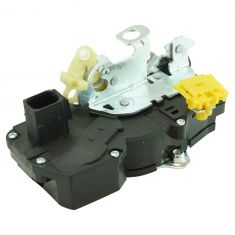 07-09 Saturn Aura; 08-12 Malibu Front Power Door Lock Actuator w/Integrated Latch RF