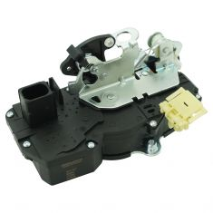 07-09 Silvrdo, Sierra, Esclde ESV, EXT, Avlnche, Sbrban, Yukon XL Rear Door Lock Act w/Latch RR (DM)