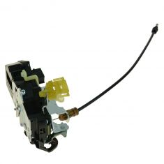 07-10 Silverado, Sierra; 07-09 Full Size SUV Front Power Door Lock Actuator w/Intregtd Latch RF (GM)