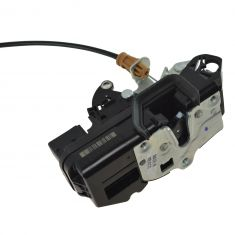 10-13 Silverado, Sierra 1500; 10-14 2500, 3500 (exc SLT) Ft Dr Pwr Dr Lck Act w/Latch & Cable LF (GM