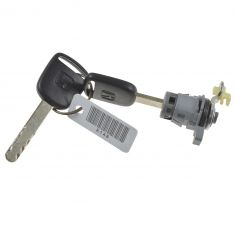 Civic: 03-05 Cpe; 04-05 Htchbk, Hybrid; 03-04 Sedan, Odyssey Door Lock Cylinder w/Key LF (Honda)