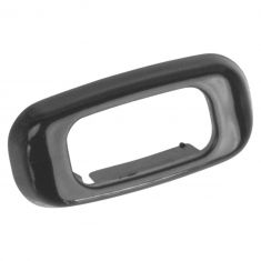 89-95 Toyota PU; 90-95 4Runner Front or Rear Gray Door Lock Knob Insert Mount LH = RH (Toyota)