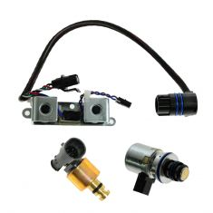 96-99 Jeep; Dodge Multifit AT Cntrl Solenoid, Pressure Sensor and Governor Kit