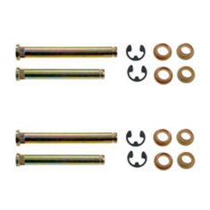 97-98 Dakota; 97-01 1500; 97-02 2500 3500 Door Hng Pin & Bush Kit (4 Pins, 4 E-C