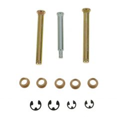 Door Hinge Pin & Bushing Kit (Pins, Bushings, & E-Clips)