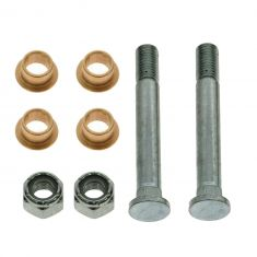 05-10 Frontier; 04-10 Armada, Titan Front & Rear Dr Hnge Rpair Kit (2 Pins, 4 Bushings, 2 Lock Nuts)