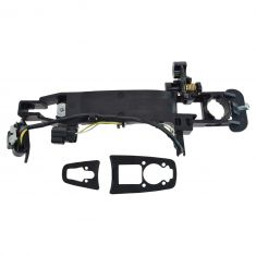2008 Cadillac CTS, STS (w/Factory Remote Start) Outside Door Handle Bracket w/2 Connectors RF (GM)