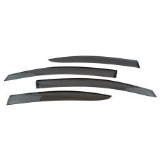 12-15 Subaru Impreza; 15-16 WRX Door Mounted Window Deflector Rain Guard Kit (Set of 4) (Subaru)
