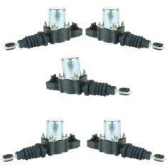 76-03 Suburban 5 pc. Door Lock Actuator Set
