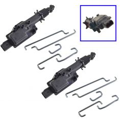 90-07 Ford Multifit Power Door Lock Actuator PAIR