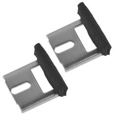 93-02 Pontiac Trans Am, Firebird, Camaro Window Stabilizer Bracket Replacement Pair
