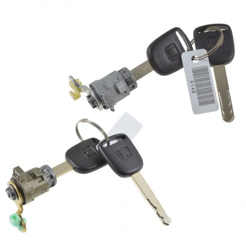 service manual 2000 honda odyssey key lock cylinder removal and installation 1996 2000 honda. Black Bedroom Furniture Sets. Home Design Ideas