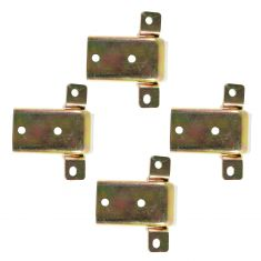 02-11 International 4000,7000,8000,Lonestar,Prostar,Terrastar,CXT,RXT,MXT Upr/Lwr Dr Hinge Set of 4