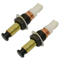 73-14 Ford; 75-11 Lincoln; 75-08 Mercury Multifit Frnt or Rear Door Jamb Switch Pair (Motorcraft)