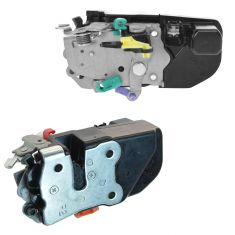 98-00 Dodge Durango; 00 Dakota Front Door Power Door Lock Actuator w/Integrated Latch Pair (Mopar)