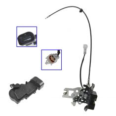 01-07 Toyota Sequoia Tailgate Mounted Power Liftgate Latch & Actuator Kit (Toyota)