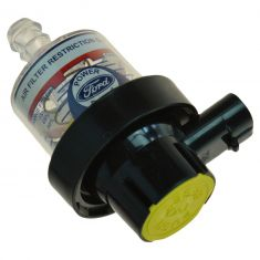 02-07 F250SD-F550SD; 02-05 Excrsn w/6.0L, 7.3L Diesel Air Cleaner Filter Flow Indicator (Motorcraft)