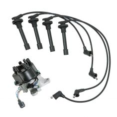92-95 Integra (Exc VTEC) Distributor and Wire Set