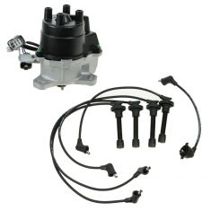 94-95 Honda Accord 2.2L Distributor and Wire Set