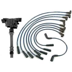 1996-02 Chevy GMC Truck Distributor and Wire Set with 5.0L and 5.7L