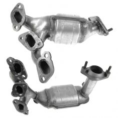 Exhaust Manifold with Cataytic Converter