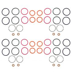 94-03 Ford 7.3L Diesel Fuel Injector O-Ring SET (for 8 Injectors)