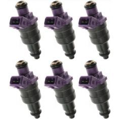 1992-93 Dodge Chrysler 3.3L Fuel Injector (SET of 6)