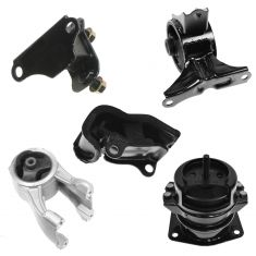 99-04 Honda Odyssey Engine & Automatic Transmission Mount (SET of 5)
