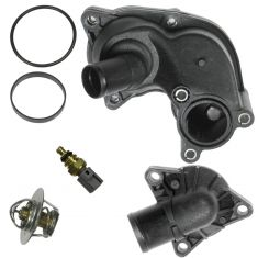 02-05 Ford Explorer, Mercury Mountaineer Thermostat Housing Repair Kit