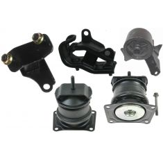 99-03 Acura TL 3.2L;01-03 CL 3.2  98-02 Honda Accord 3.0L Engine Mount Set of 5