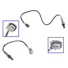 01-05 Civic GX; 04-05 Civic LX DX O2 Sensor Pair