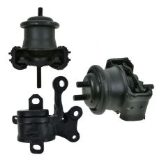 Engine & Transmission Mount Set of 3
