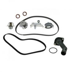 Timing Kit with Water Pump, Serpentine Belt,  Thermostat & Seals