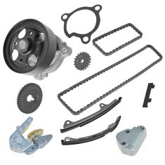02-06 Nissan Altima, Sentra 2.5L Complete Engine Timing Chain Kit w/ Water Pump