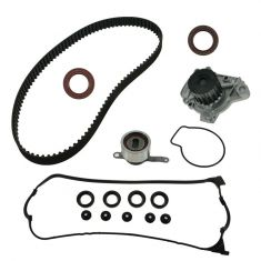 96-00 Honda Civic; 96-97 Del Sol 1.6 SOHC Timing Belt w/ Water Pump VC Gasket & Seals