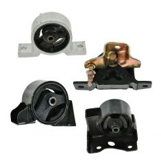 00-06 Nissan Sentra 1.8L Automatic Engine & Transmission Mount Set of 4