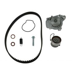 01-05 Honda L4 1.7L Timing Water Pump Kit with Seals