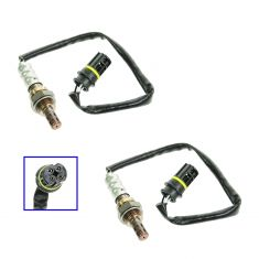 95-06 BMW 3, 5, 7, M, X, Z Series Multifit (4 Wire) Upstream O2 Oxygen Sensor PAIR