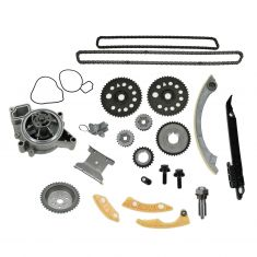 02-08 Chevy, Olds, Pontiac, Saturn Multifit Timing Chain & Water Pump Kit